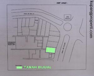 Dijual Tanah di Oesapa Kota Kupang (lokasi 1)