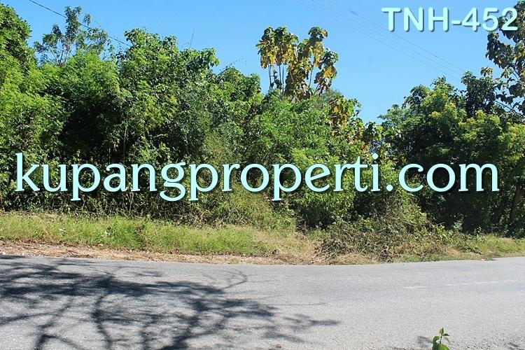 #452 tanah dijual