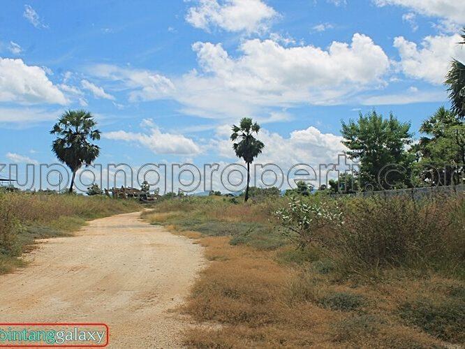 509 Tanah dijual di Jl. Timor Raya Kupang