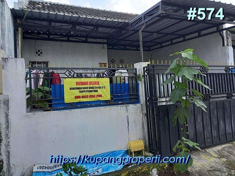 #574 Dijual Rumah
