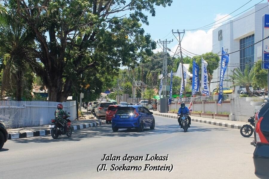 #592 Dijual Tanah di Jl. Soekarno Kota Kupang