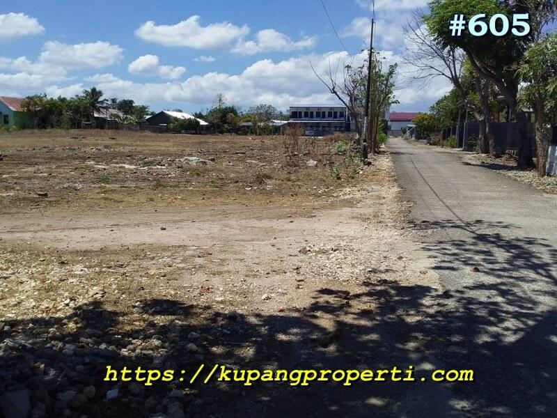 #605 Dijual Tanah 1,5 ha di Liliba Kota Kupang